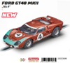 Carrera Digital 124 Ford GT40 MKII Nr.4